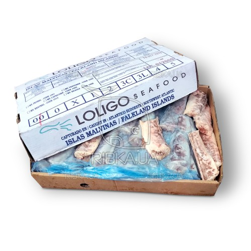 Кинг клип тушка 250- Loligo Seafood (Фолклендские о-ва)