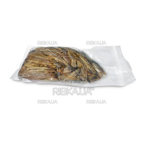 Бычок азовский крупный  вяленый без шкуры  (1 кг)