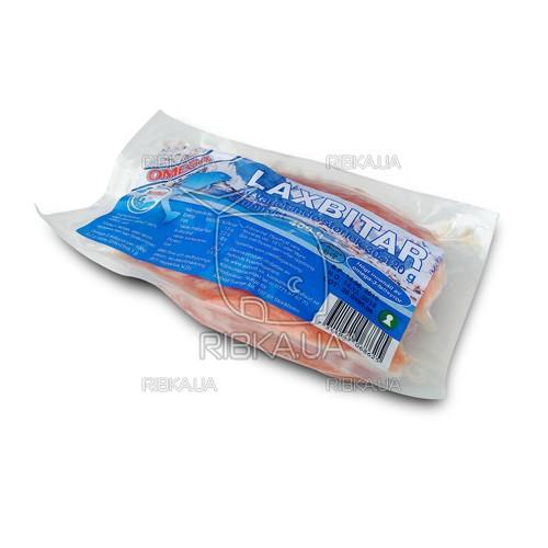Кусочки лосося б/ш с/м (упак. 400 грамм)