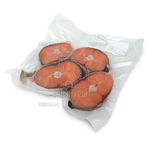 Стейки сёмги (лосося)  прихвостовая часть