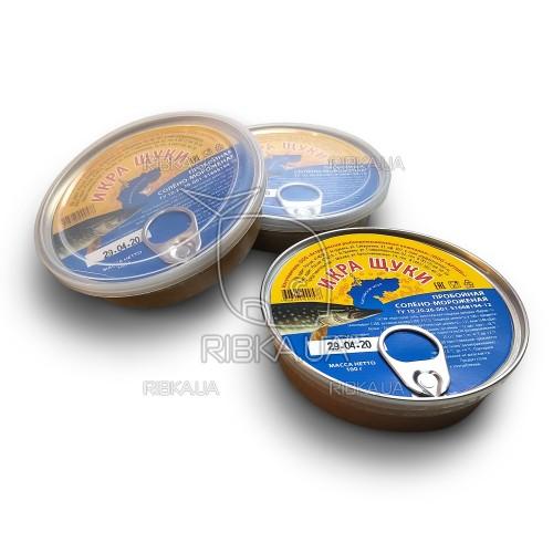 Икра щуки пробойная солено-мороженая АРПИК (180грамм)