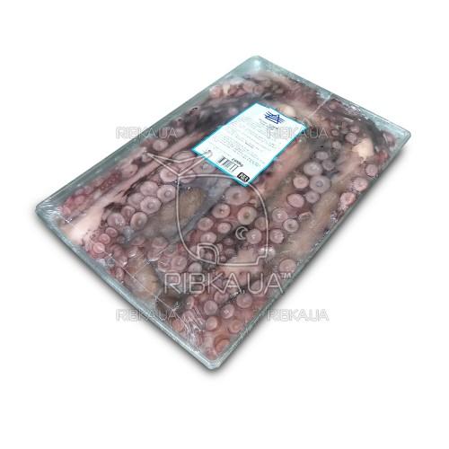 Осьминог целый, свежемороженый в упаковке (2-3 кг)