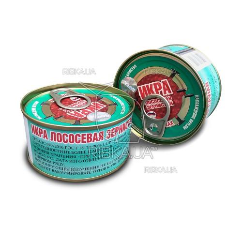Икра лососевая горбуши Парсах (140 грамм)