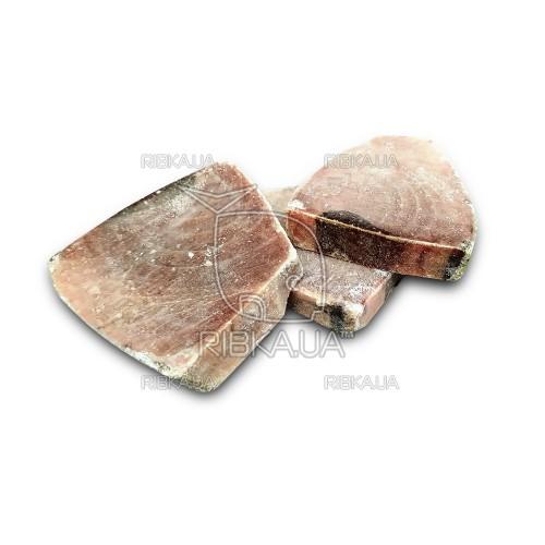 Тунец большеглазый стейки на шкуре с/м