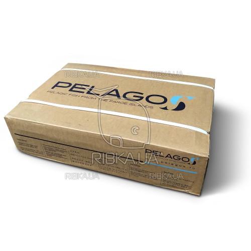 Сельдь с/г с/м 400+ Pelagos (Фарерские острова) (2х14кг)
