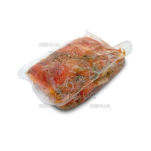 Обрези форели соленые с укропом с/м (500 гр.)