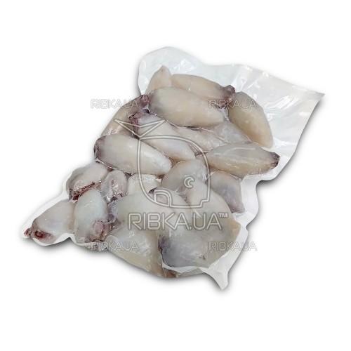 Кальмар очищенный со щупальцами с/м 40-60