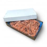Обрези лосося без шкуры в пластах с/м (7 кг) (Норвегия)