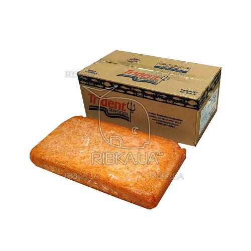 Икра кеты в пластах TRIDENT (7,5 кг) сорт 1