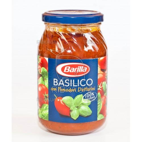 Соус Barilla Basilico