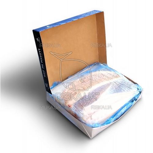 Сайда филе с/м 454-907 грамм (10 кг)