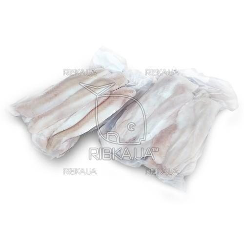 Филе мерлузы (хека) с/м б/ш 50-150