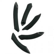 Макароны Marabotto. Перья с чернилами моллюска