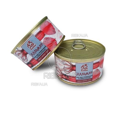 Кальмар филе ж/б (185 грамм)