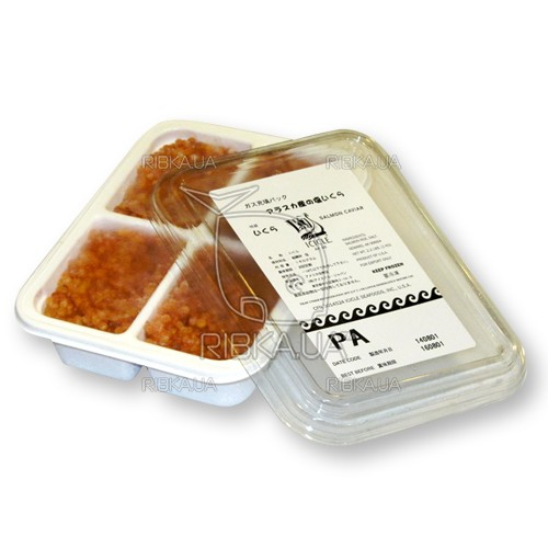 Икра горбуши солёно-мороженая ICICLE PA (4 х 250 грамм) сорт 2