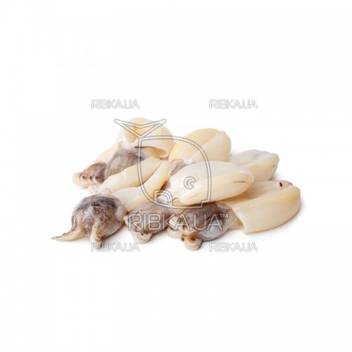 Каракатица очищенная с/м 40-60 (1 кг)