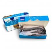 Хек тушка (Мерлуза) размер 200-400 Pacific Seafood (США) (2,27 кг)