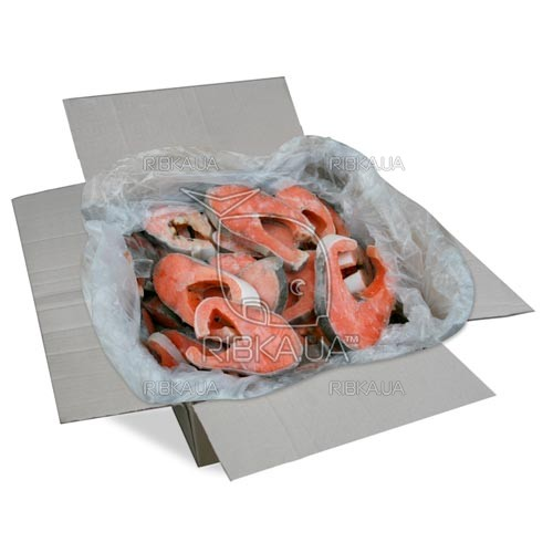 Стейки форели с/м (7 кг)