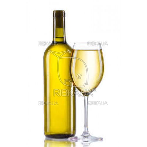Сухое белое вино Дядюшки Шимона