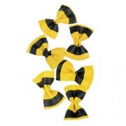 Макароны Marabotto. Бабочки черно-желтые
