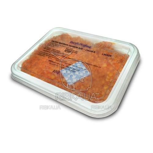 Икра кеты шоковой заморозки Pacific Seafood (500 грамм) сорт B