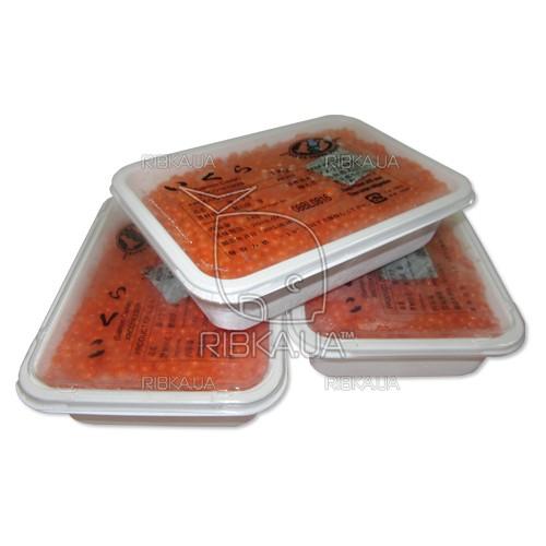 Икра кеты шоковой заморозки SITKA Sound Seafoods (1 кг) сорт 1