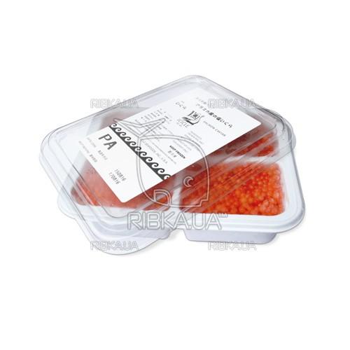 Икра горбуши солёно-мороженая ICICLE PA (4х250 грамм) сорт 2 - 2018