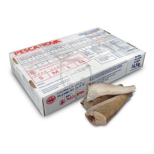 Хек тушка (Мерлуза) размер 100-200 (Уругвай)