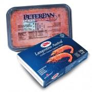 Комплект креветка у панцирі 10-20 + ікра кети Пітер Пен 500 г