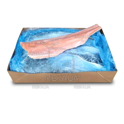 Филе лосося на шкуре 1,4 -1,8 кг (20 кг)