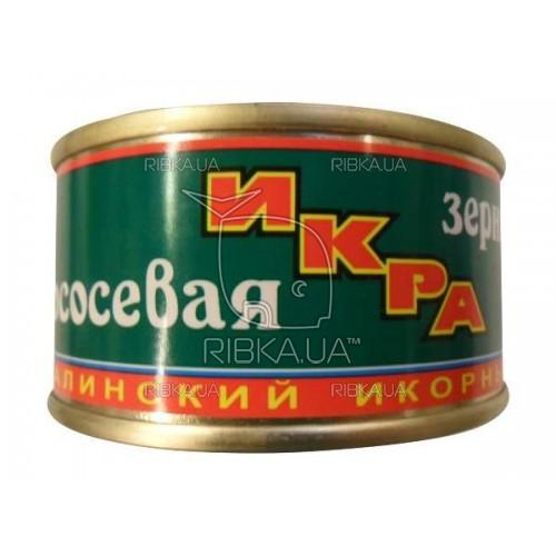 Икра лососевая зернистая ж/б (120 гр.)