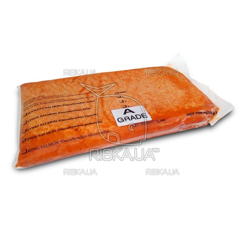 Икра горбуши в пластах PeterPan (10 кг)