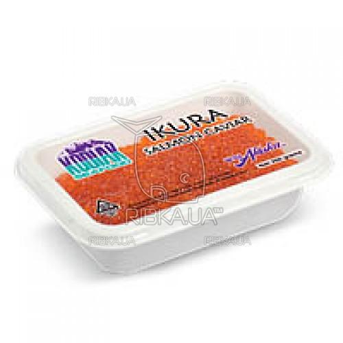 Икра горбуши солёно-мороженая KODIAK (250 гр) А