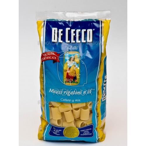 Макароны De Cecco Mezzi Rigatoni