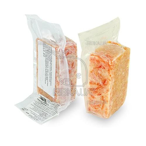 Краб снежный мясо в/м в/у (380 грамм)
