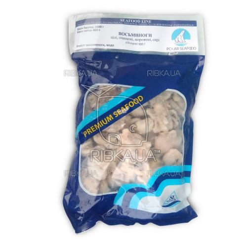 Осьминоги свежемороженые 41-60 (1 кг)