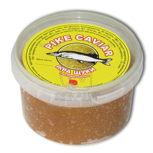Икра щуки  (250 грамм)