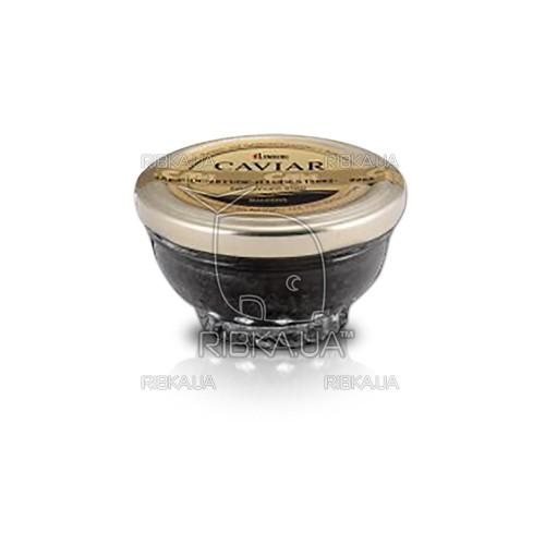 Черная икра осетровая Лемберг (150 грамм)