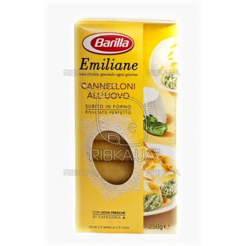 Макароны Barilla Cannelloni