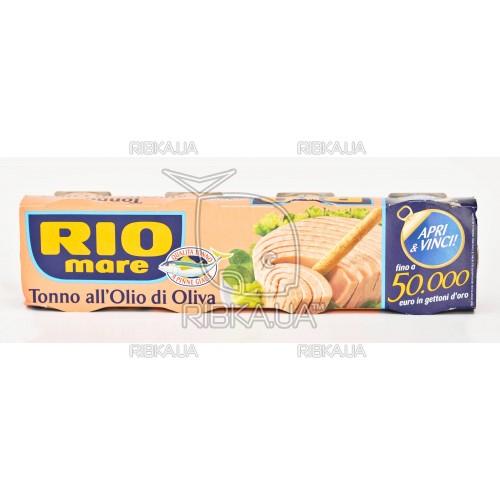 Тунец Rio Mare