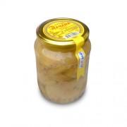 Печень трески в стекле (700 грамм)