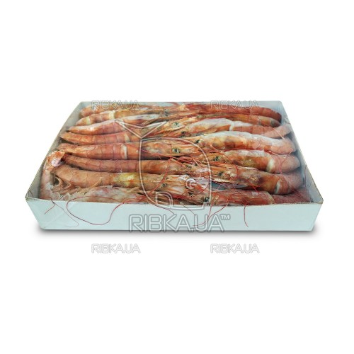 Креветка аргентинская в панцире с/м 10-20 (2 кг)