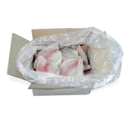 Филе тилапии с/м б/ш  (5 кг)