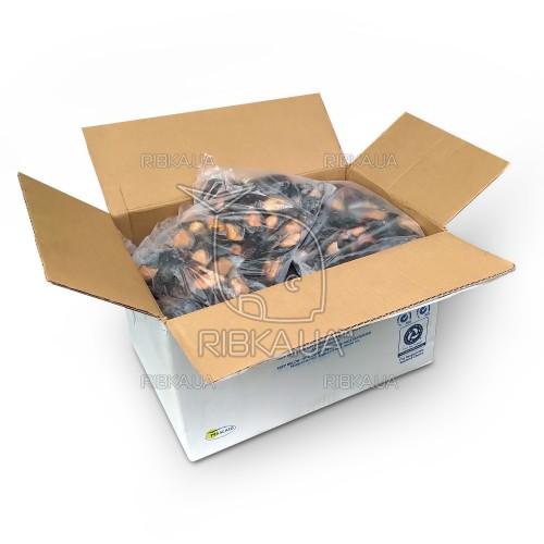 Мидии в полуракушке в/м 80-100 Blue Shell (Чили) (10 кг)