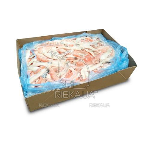Брюшки лосося (Сёмга) 2-4 Geirom OU (Эстония) (20 кг)