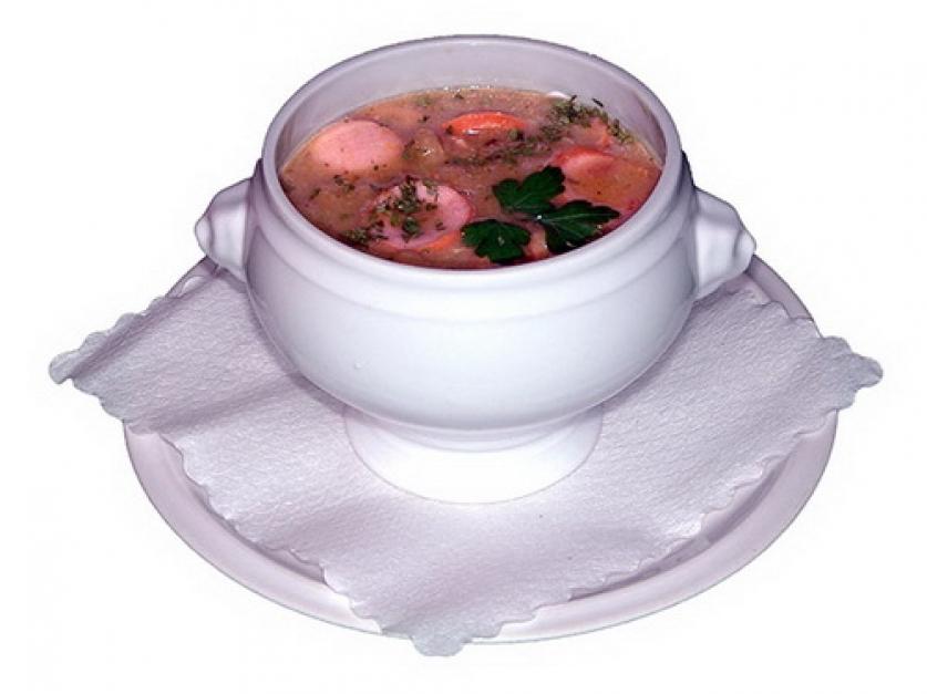 Суп «Дары моря»