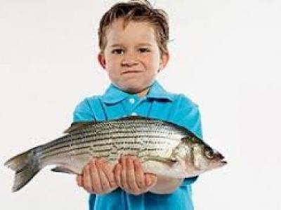 Значение рыбы для питания детей