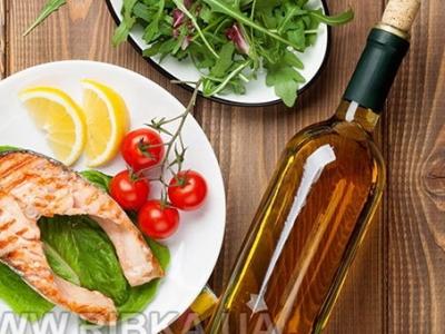 Как сочетаются рыба, морепродукты и вино