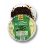 Перец острый зеленый  (200 грамм)