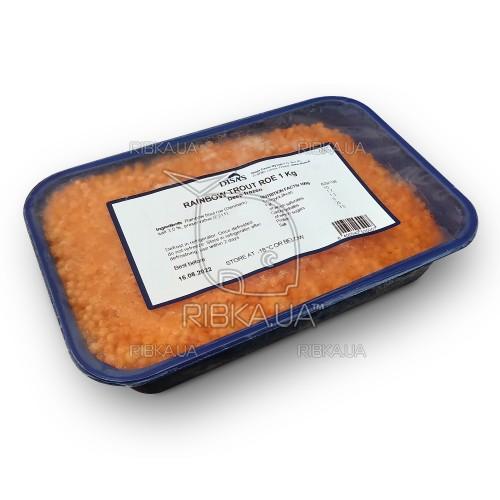 Икра форели солёно-мороженая (1 кг )